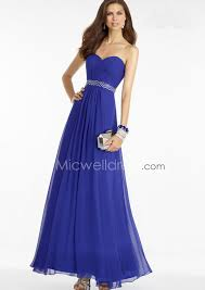us 149 99 royalblue sweetheart neckline chiffon floor length prom