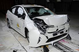 toyota prius official toyota prius 2016 safety rating