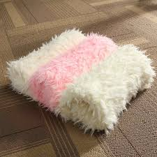 Furry Blanket Online Buy Wholesale Faux Fur Blanket From China Faux Fur Blanket