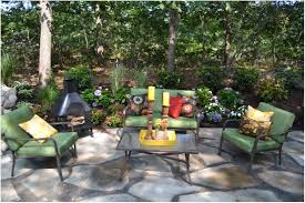 low maintenance landscaping for vacation house backyard home ideas