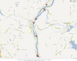 Kayak Map Kayak Event Map