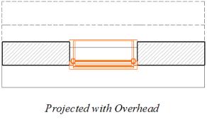window in plan floor plan display of door window symbolic vs projected help