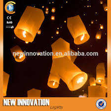 Flame Decorations Sky Lanterns Led Sky Lanterns Led Suppliers And Manufacturers At
