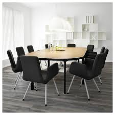Ikea Bekant Conference Table Bekant Conference Table Gray Black Ikea