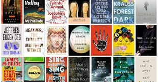 28 new fiction books to add to your must read list this fall