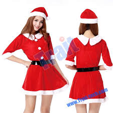 christmas skirt women christmas clothing christmas dress skirt suit santa claus
