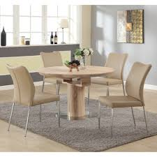 chintaly nora expandable dining table hayneedle