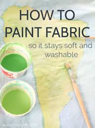 what is the best paint to use on oak kitchen cabinets how to paint fabric for beautiful diy projects lovely etc