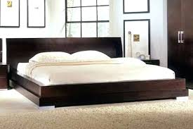 bed frame futon platform frames ikea contemporary canada