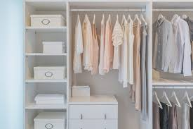 wardrobe organization why it s hard to clear closet clutter and what you can do about it