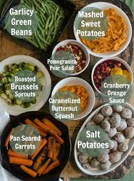 five ingredient sides for thanksgiving bless this mess