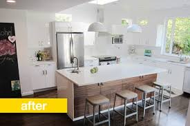 what is an open floor plan kitchen before after heejoo s open floor plan ikea