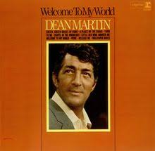 welcome to my world dean martin album