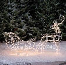 cheap reindeer lights outdoor find reindeer lights outdoor deals