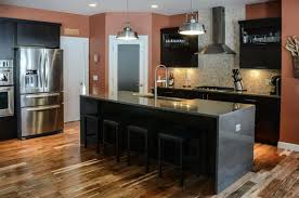 modern kitchen island table furniture awesome kitchen island with breakfast bar table design