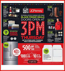 walgreens thanksgiving day ad jcpenney black friday ad scan browse all 72 pages