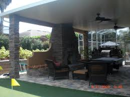 Covered Backyard Patio Ideas by Covered Patio With Fireplace Designs Icamblog