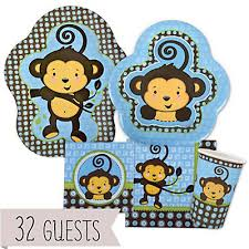 monkey boy baby shower baby shower monkey boy