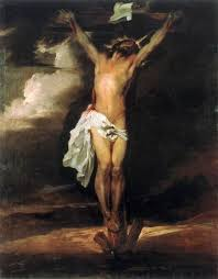crucifixion of jesus paintings