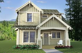 plan 14629rk 3 bed craftsman with gabled front porch front