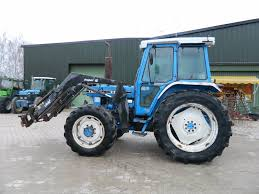 used ford 7610 tractors year 1988 price 14 921 for sale