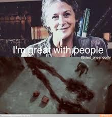 Walking Dead Carol Meme - carol meme 28 images walking dead memes season 5 image memes at