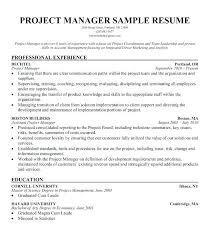 project coordinator resume project coordinator sle resume sle resume logistics