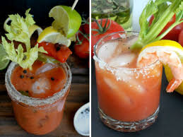 organic bloody mix a tale of two bloody marys my clean kitchen