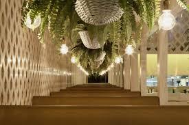 elegant and luxury restaurant filled with plant u2013 nok nok thai