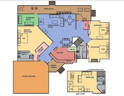 Private Jet Floor Plans Waterfront Home W Private Dock On Lake Murr Vrbo