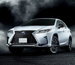 new lexus 2016 all new lexus rx debuts in japan with 2 liter turbo and hybrid