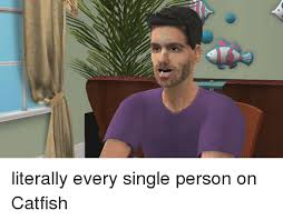 Single People Meme - literally every single person on catfish catfished meme on me me