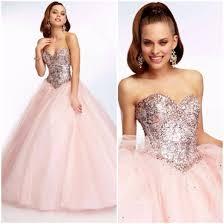 quinceanera pink dresses dress prom dress pink pink dress glitter dress glitter