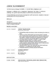 Sample Resume For Kitchen Helper Resume Example For Kitchen Helper Professional Resumes Sample Online