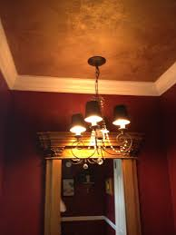 what color should i paint my powder room that still goes with gold