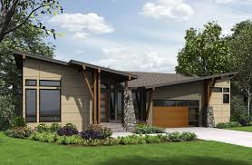 floor plans for sloped lots sloping house plans plan 42416db for your sloping lot