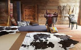 custom cowhide rugs to decorate your interior u2013 home decoration