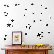 stickers étoile chambre bébé étoiles stickers muraux bébé pépinière étoiles stickers muraux