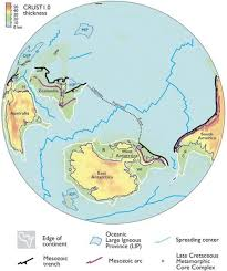 New Zealand And Australia Map New Zealand Is Not Just A Small Bunch Of Islands It U0027s The Lost
