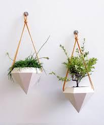 winsome modern hanging planter 61 mid century modern hanging