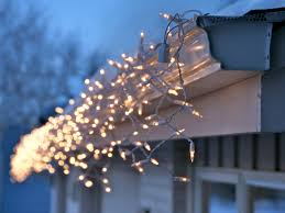 How To Hang Christmas Lights Outside by 100 Christmas Lights Outside Ideas Outside Lighting Ideas