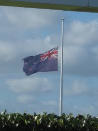 Half Mass Flag Today Looking Backwards And Forwards Thethompsonstory