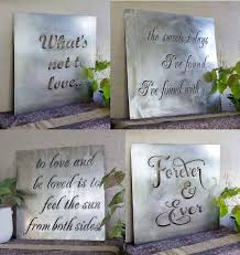 Personalized Home Decor Signs Best 25 Custom Metal Signs Ideas On Pinterest Metal Signs