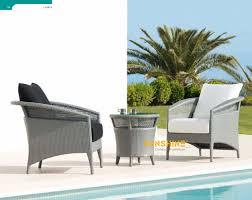 Modern Wicker Patio Furniture - rattan table chair outdoor furniture modern rattan furniture