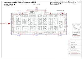 floor plan lenexpo exhibition complex