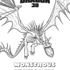 dragon night fury train dragon coloring pages bulk color
