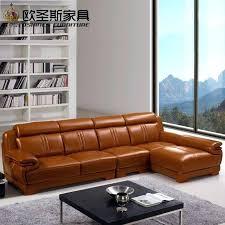salon canapé cuir canape cuir classique brun salon meubles ensemble canapac design