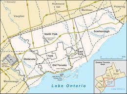 Canada City Map by Toronto Map Map Of Toronto City Canada