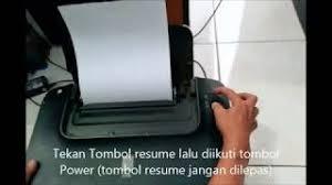 reset printer canon ip2770 error code 006 3333youtube com