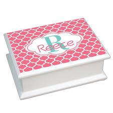 communion jewelry box monogrammed jewelry box personalized jewelry boxes communion